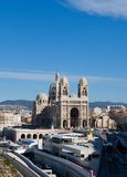 Marseilles Cathedral (XIX c.) Stock Photo