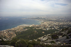 Marseilles. France Royalty Free Stock Images