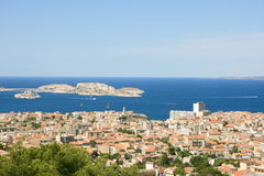 Marseilles, France Stock Images