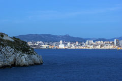 Marseilles in France Stock Image