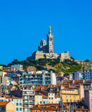 Marseilles in May Royalty Free Stock Photography