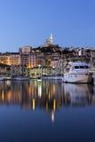 Marseilles in the morning Stock Photos