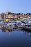 Marseilles in the morning Royalty Free Stock Image