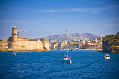 Marseilles Royalty Free Stock Photos
