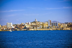 Marseilles Royalty Free Stock Images