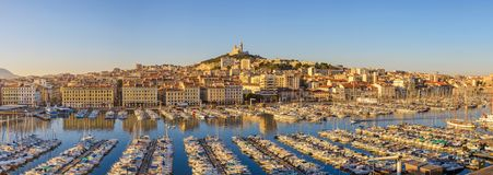 Marselha França foto de stock