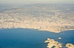 Marselha, France imagem de stock