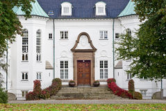 Marselisborg Schloss Stockbild