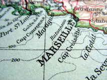 Marsella Fotos de archivo