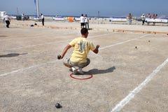 Marsella Francia - 20 de agosto 2012 deportes Imagenes de archivo