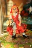 marsepein meisje Stock Afbeelding