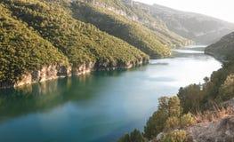 Marsh Camarasa, Catalonia province, Spain Stock Photo