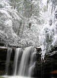 Marsh Fork Falls, Twin Falls State Park, WV #2 Stock Photo