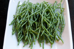 Marsh Samphire Stock Photos