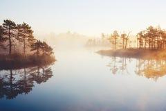 Marsh See lizenzfreie stockfotografie