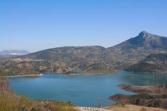 Marsh Zahara, Andalucia. Stock Image