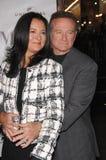 Marsha Garces Williams,Robin Williams Royalty Free Stock Photo
