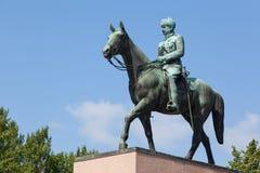 Marshal Mannerheim Stock Image