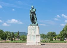Free Marshal Ney Monument In Metz, France Royalty Free Stock Photos - 137107858