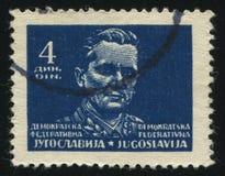 Marshal Tito Στοκ Εικόνες
