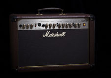 Marshall AS50D akustyczny amplifikator obraz royalty free