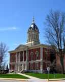 Marshall County Courthouse Royalty Free Stock Photo