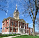 Marshall County Courthouse Stock Image