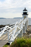 Marshall Point lighthouse Stock Photos