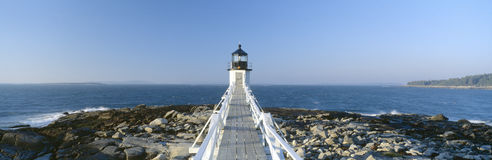 Marshall Point Lighthouse Royalty Free Stock Images