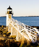 Marshall Point Lighthouse Royalty Free Stock Image