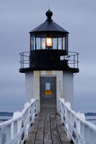 Marshall Point Lighthouse, Maine, USA Stock Photo