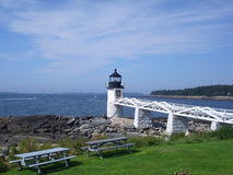 Marshall Point Lighthouse Royalty Free Stock Photo