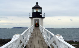 Marshall Point Lighthouse Stock Images