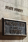 Marshall pole Chicago Obraz Stock
