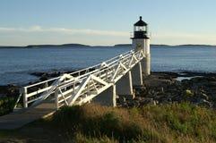 Marshall-Punkt-Leuchtturm Stockfotografie