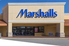 Marshall`s Department Store Stock Photos