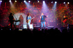 Marshall Tucker Band Royalty Free Stock Image