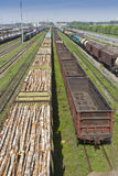 Marshalling yard Stock Photos