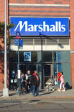 Marshalls Stock Photo