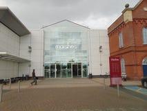 Marshes Shopping Entrance Stock Photo