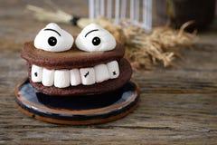 Marshmallow αποκριών Στοκ φωτογραφία με δικαίωμα ελεύθερης χρήσης