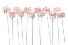 Marshmallow σκάει Στοκ φωτογραφία με δικαίωμα ελεύθερης χρήσης
