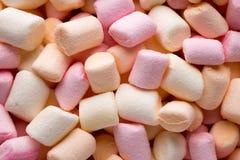 Marshmallow Royaltyfria Foton