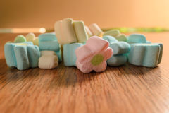 Marshmallow Fotografia Stock