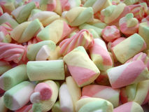 Marshmallow. Background Royalty Free Stock Photo