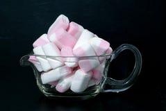 Marshmallow Arkivbild