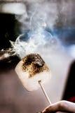 Marshmallow brindado imagens de stock royalty free