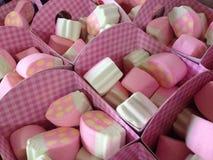 Marshmallow candies Stock Image