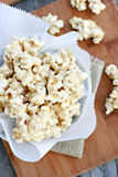 Marshmallow Caramel Corn Stock Photography