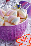 Marshmallow Stock Images
